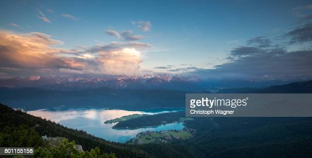 Bavaria Alps - Walchensee