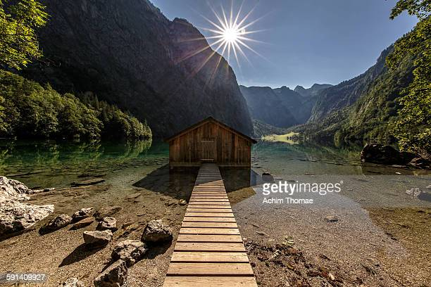 Bavarian Lake Obersee