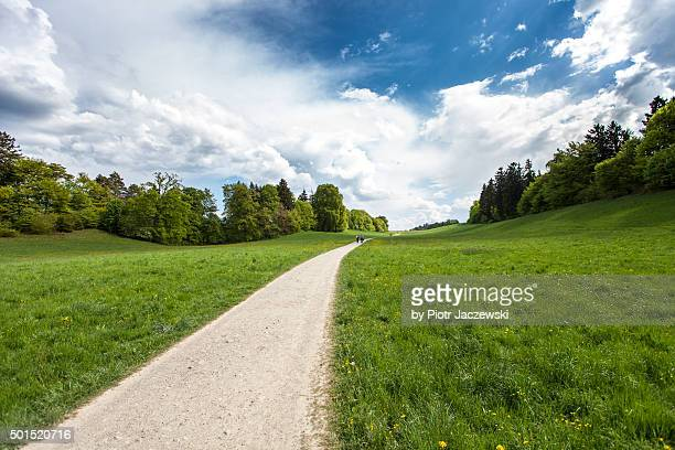 Bavarian path
