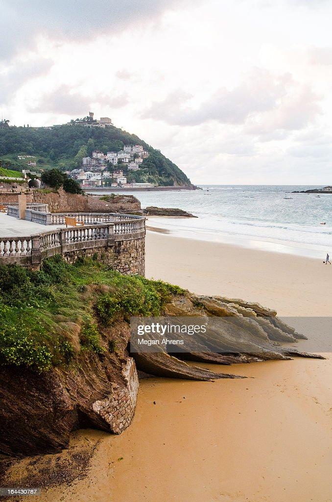 Bay and Beach of La Concha