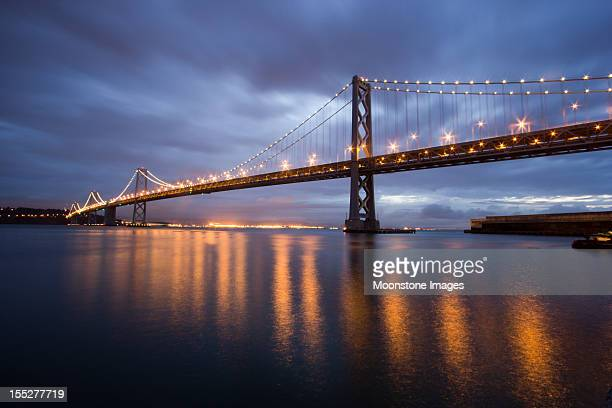 Bay Bridge in San Francisco, California