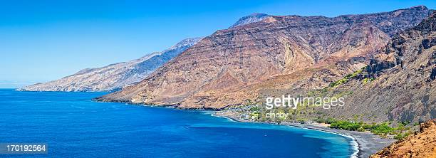 Bay of Tarrafal de Monte Trigo-Cape Verde