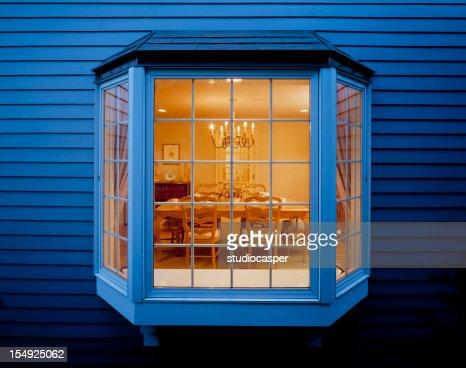 Bow window photos et images de collection getty images - Fenetre baie window ...