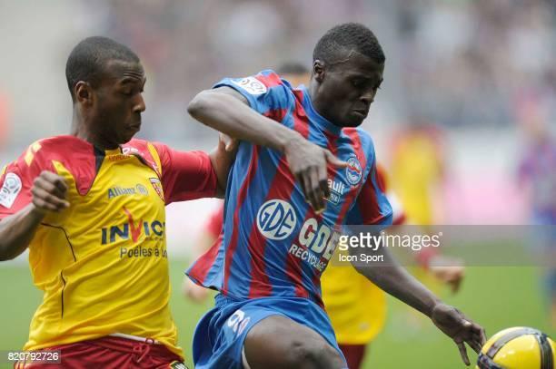 M'Baye NIANG Caen / Lens 34e journee Ligue 1