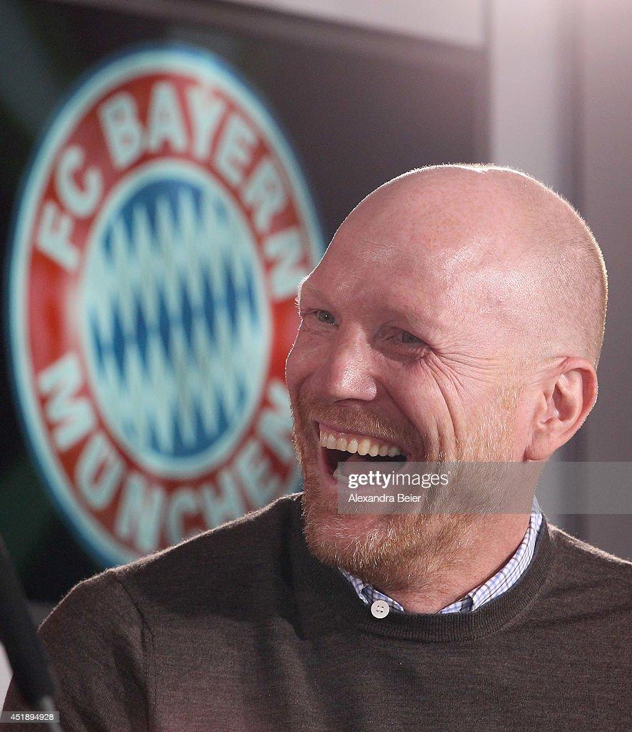 FC Bayern Muenchen Presents New Players Sebastian Rode And Robert