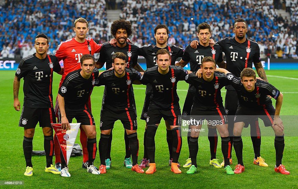 uefa champions league bayern