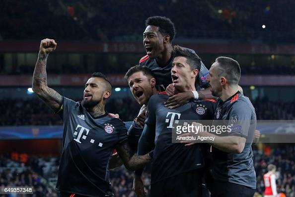 Arsenal FC v FC Bayern Munich - UEFA Champions League : News Photo