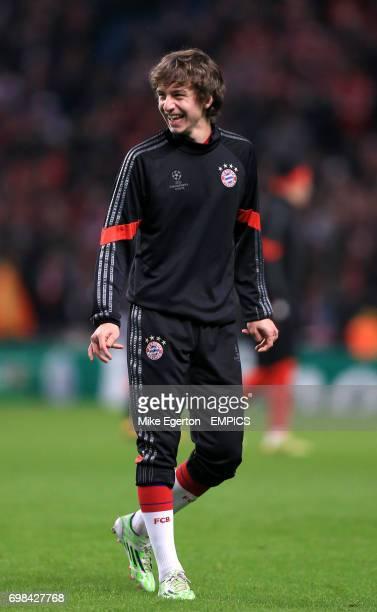 Bayern Munich's Gianluca Gaudino