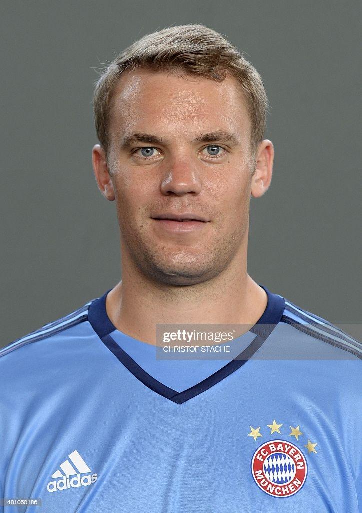 goalkeeper neuer