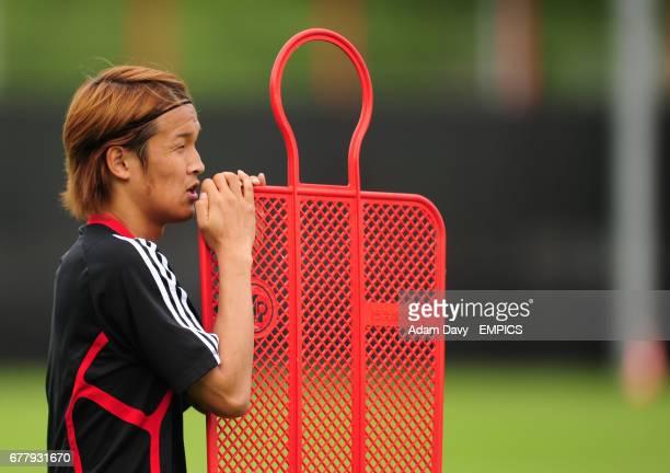 Bayern Munich's Takashi Usami
