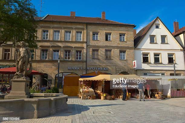 Bayreuth Maximilian street Upper Franconia Franconia Bavaria Germany