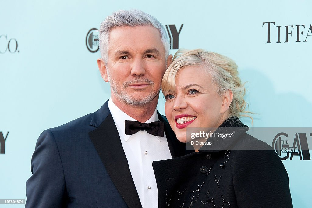 <a gi-track='captionPersonalityLinkClicked' href=/galleries/search?phrase=Baz+Luhrmann&family=editorial&specificpeople=209230 ng-click='$event.stopPropagation()'>Baz Luhrmann</a> (L) and <a gi-track='captionPersonalityLinkClicked' href=/galleries/search?phrase=Catherine+Martin&family=editorial&specificpeople=226991 ng-click='$event.stopPropagation()'>Catherine Martin</a> attend 'The Great Gatsby' world premiere at Alice Tully Hall at Lincoln Center on May 1, 2013 in New York City.