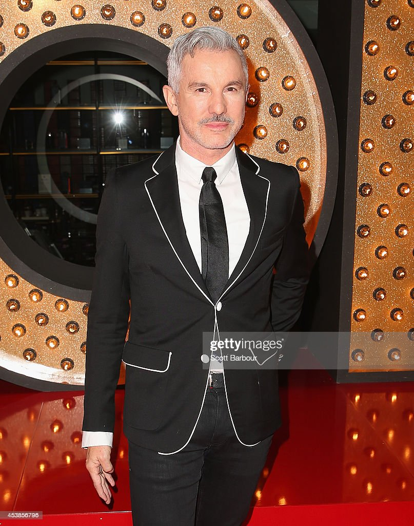 <a gi-track='captionPersonalityLinkClicked' href=/galleries/search?phrase=Baz+Luhrmann&family=editorial&specificpeople=209230 ng-click='$event.stopPropagation()'>Baz Luhrmann</a> attends the launch of Emporium Melbourne on August 20, 2014 in Melbourne, Australia.
