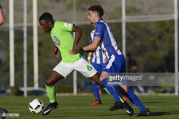Bazoer during the preseason friendly match between Heereveen and Wolfsburgo in La Manga Club Murcia SPAIN 7th of January 2017