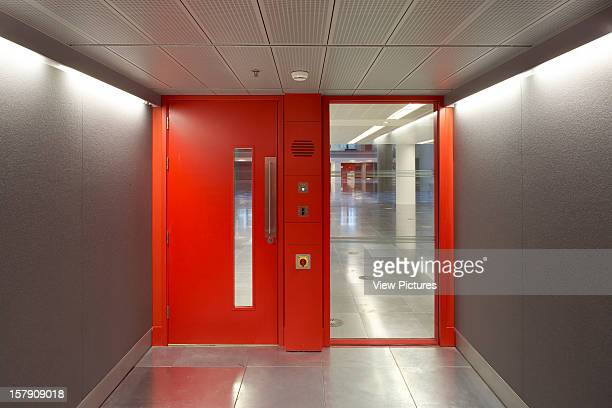 Sr/Sheppard Robson London Red Door Office Architect
