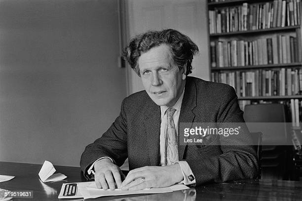 Bbrirtish Liberal Party activist and academic Professor Hugh Tinker director of the Institute of Race Relations think tank 23rd March 1972