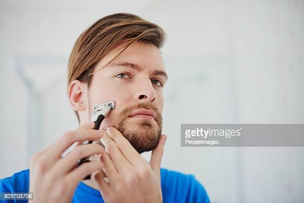 Be careful of those razor bumps