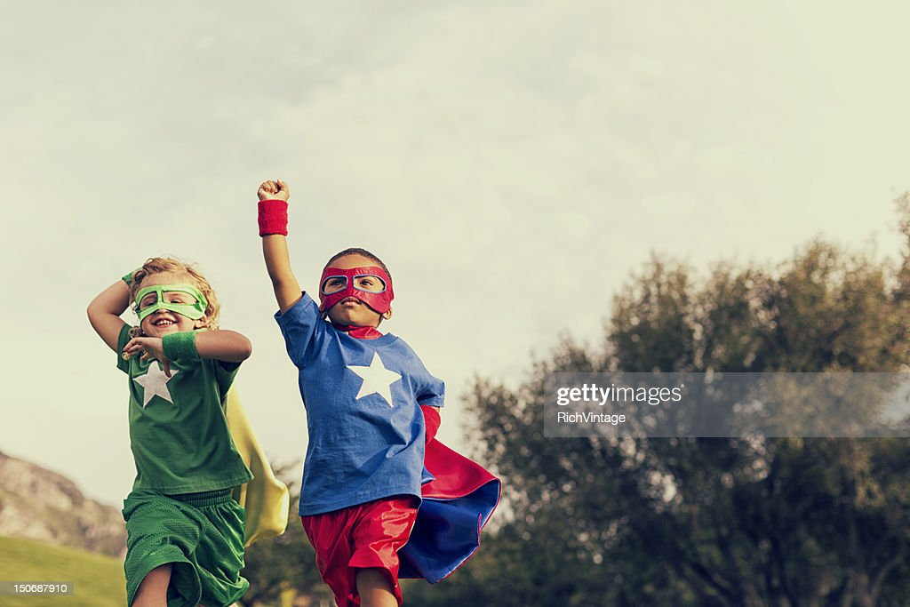 Be Super : Stock Photo