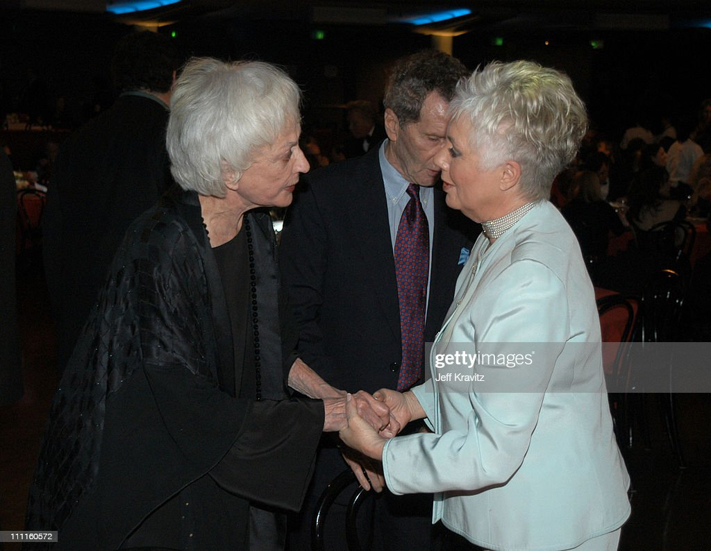 Bea Arthur and Shirley Jones during The TV Land Awards -- After Party at Hollywood Palladium in Hollywood, CA, United States.