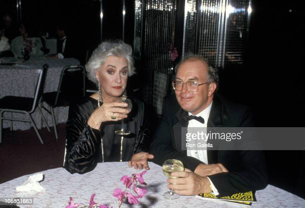 Bea Arthur during Bea Arthur Sighting at Regine's Restaurant in New York City May 26 1988 at Regine's Restaurant in New York City New York United...