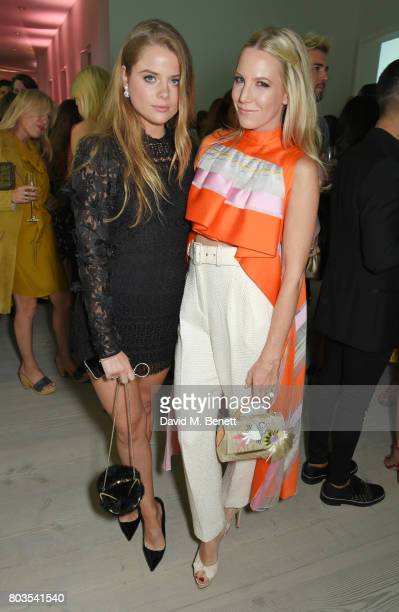 Bea Fresson and Alice NaylorLeyland attend Tatler's English Roses 2017 in association with Michael Kors at the Saatchi Gallery on June 29 2017 in...