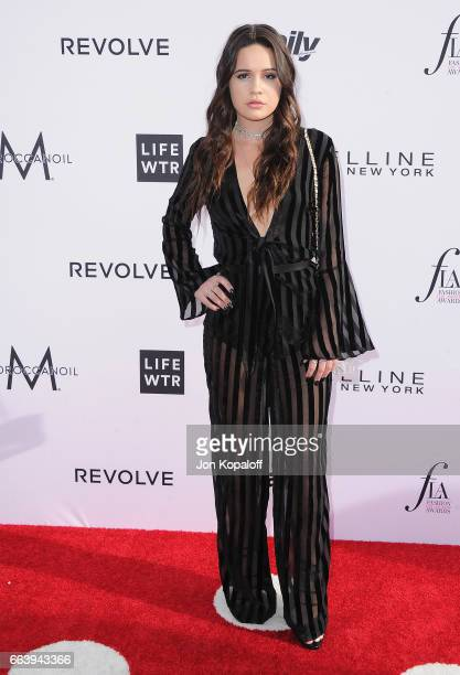 Bea Miller arrives at the Daily Front Row's 3rd Annual Fashion Los Angeles Awards at the Sunset Tower Hotel on April 2 2017 in West Hollywood...