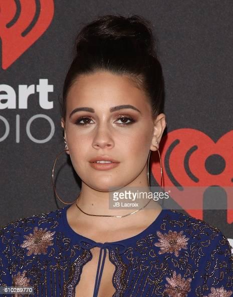 Bea Miller attends the 2016 iHeartRadio Music Festival at TMobile Arena on September 24 2016 in Las Vegas Nevada