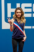 Bea Miller attends the 20th Annual Arthur Ashe Kids' Day at USTA Billie Jean King National Tennis Center on August 29 2015 in the Queens borough of...