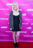 Bea Miller attends the 'Summer With Cimorelli' red carpet premiere event at YouTube Space LA on June 3 2014 in Los Angeles California