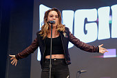 Bea Miller performs during DigiFest NYC 2015 at Citi Field on June 6 2015 in New York City