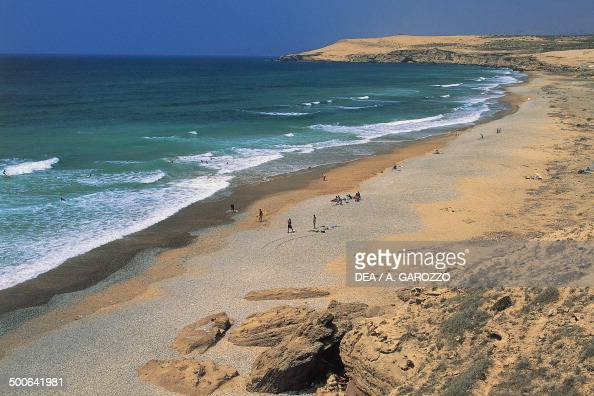 Beach at Cap Ghir Agadir Morocco