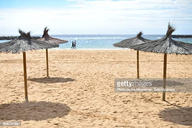 Beach at Fuerteventura, Spain