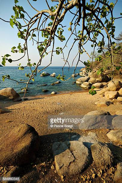 Beach at Ilala Gap - Lake Malawi