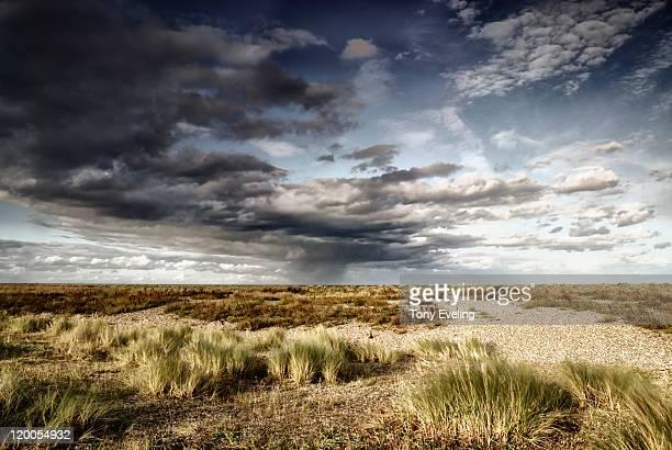 Beach at Kessingland, Suffolk, England, UK