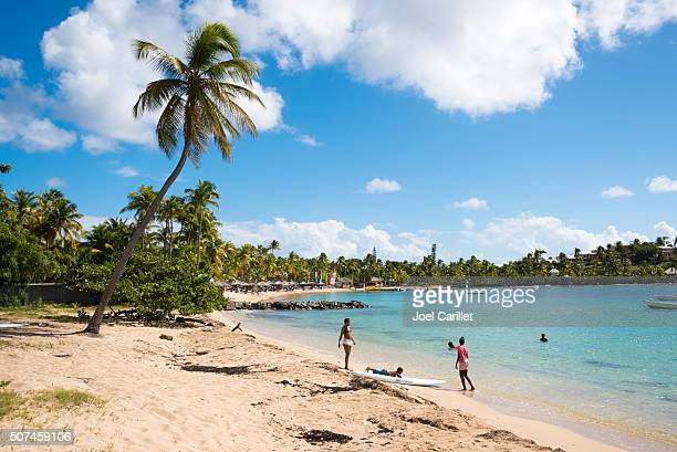 Beach at Morris Bay, Antigua and Barbuda