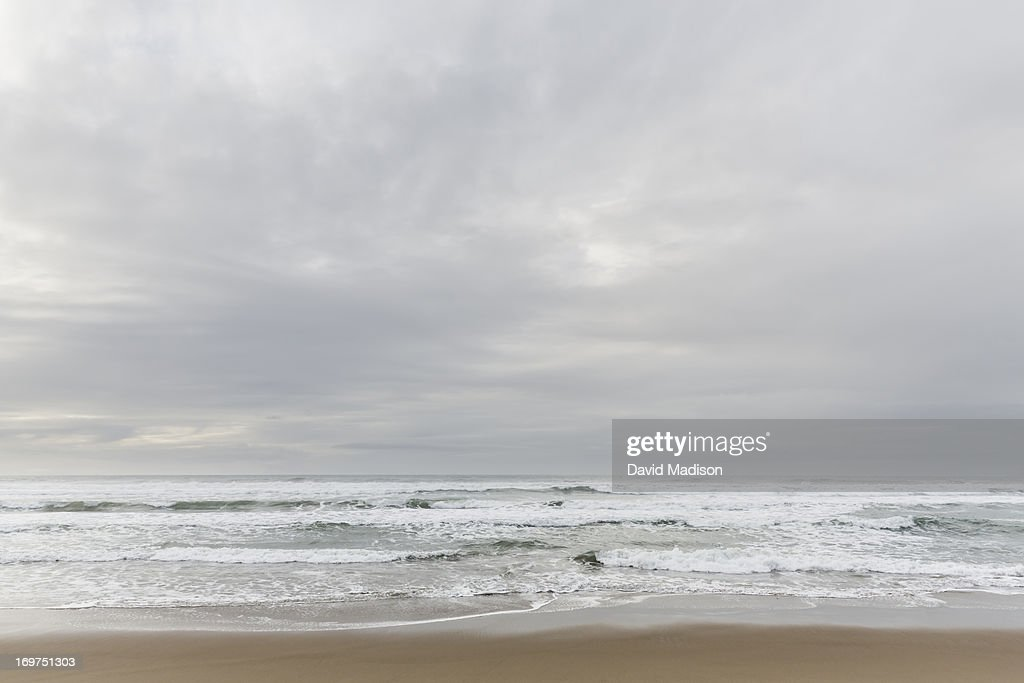 Beach at Oso Flaco Lake State Park : Stock Photo