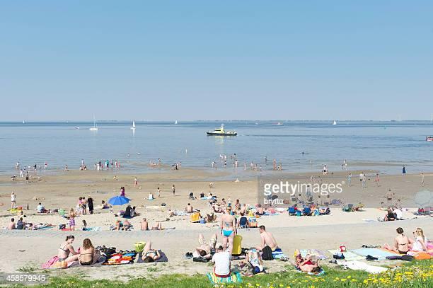 Beach at the Eastern Scheldt