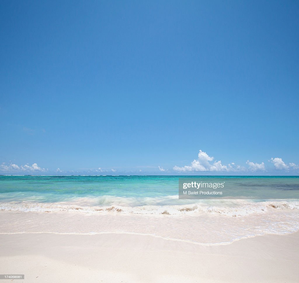 beach backgroud : Stock Photo