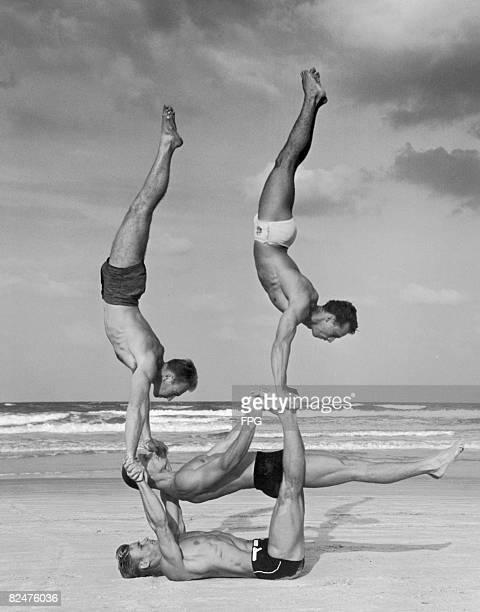 Beach Balance
