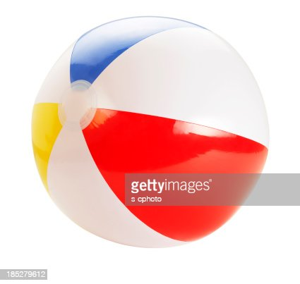 Beach Ball +Clipping Path (Click for more)