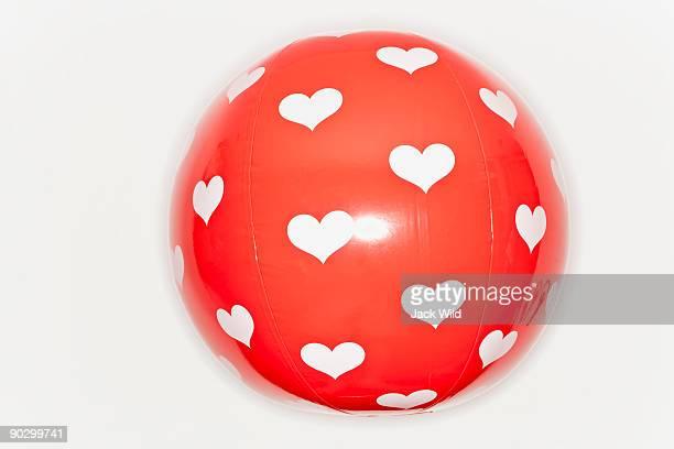 beach ball of the heart