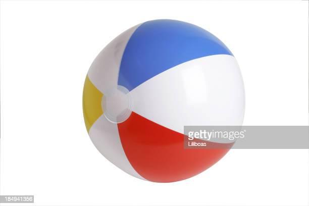 Beach ball Series (CLIPPING PATH)