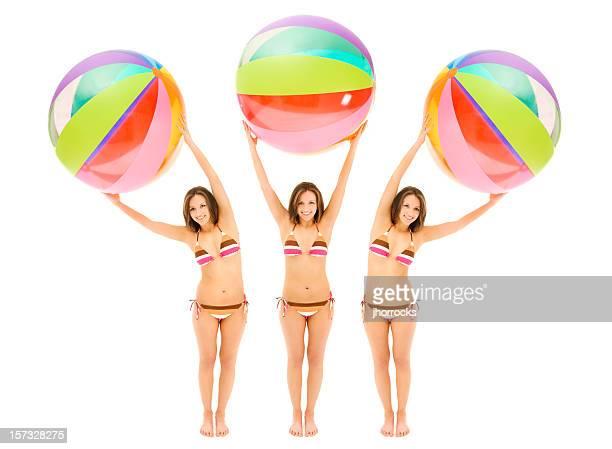 Beach Ball Trio