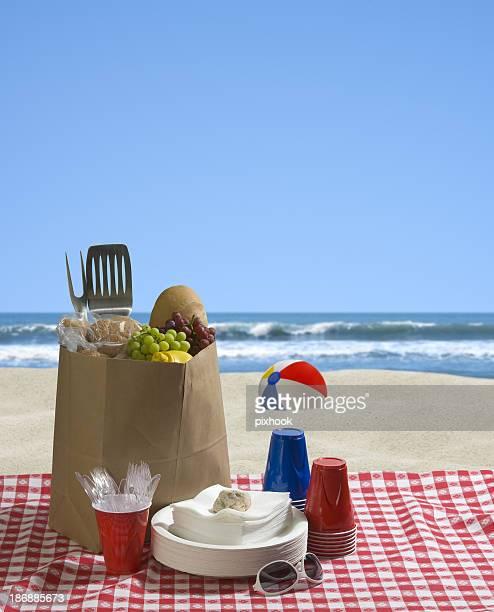 Beach Blanket BBQ