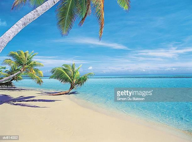 Beach, Cocos Islands