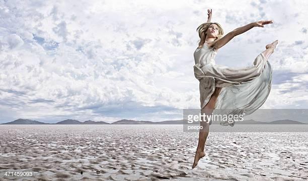 Danseur de la plage