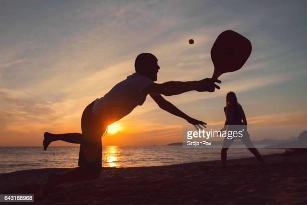 Loisirs sur la plage