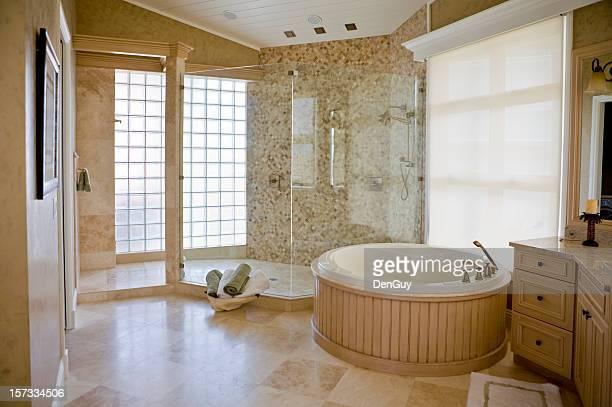 Beach House baño