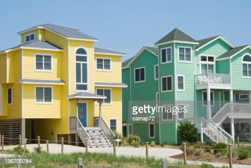Outer banks stock photos and pictures getty images for House outer colour images