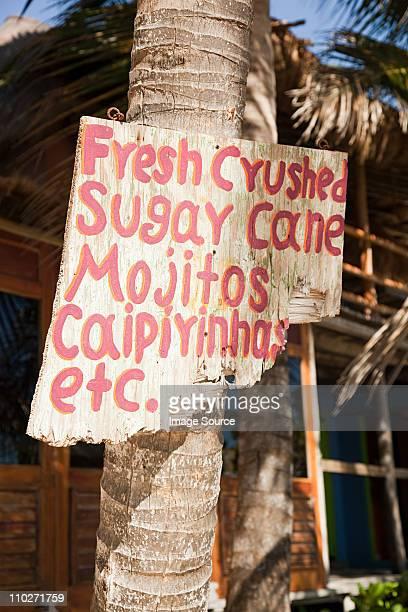 Strandhütte Café mit anmelden Quintana Roo, Karibik